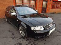 Audi S4 AVANT 4.2 S4 QUATTRO 4d 339 BHP RARE LHD – SUNROOF – RECARO