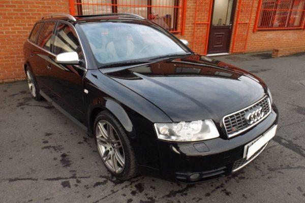 a2 2 600x400 - Audi S4 AVANT 4.2 S4 QUATTRO 4d 339 BHP RARE LHD - SUNROOF - RECARO