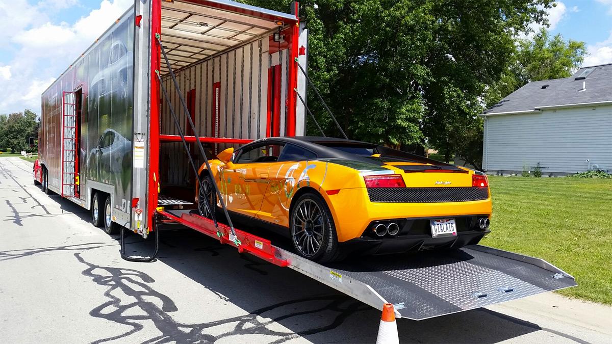 auto transport - rapatrier une voiture d'angleterre