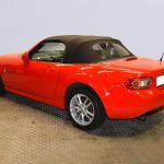 b2 2 150x150 - Mazda MX-5 CONVERTIBLE 1.8i SE 2d