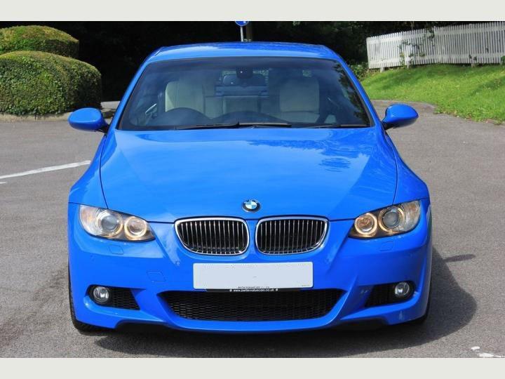 b3 1 - BMW 3 SERIES 3.0 330I M SPORT 2d AUTO 269 BHP