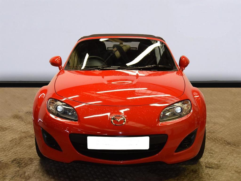 b3 2 - Mazda MX-5 CONVERTIBLE 1.8i SE 2d