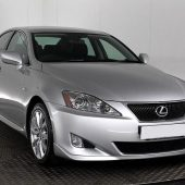 b9 170x170 - Lexus IS 250 2.5 SR 4dr
