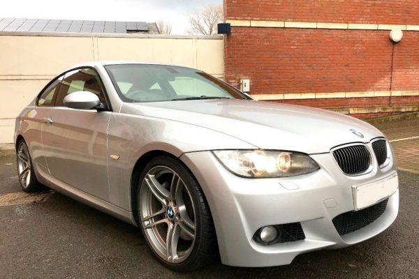 bm2 600x400 - BMW 3 Series 3.0 335i M Sport 2dr