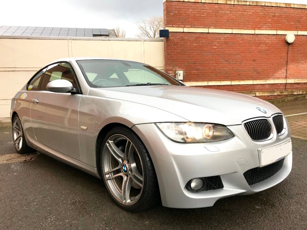 bm2 - BMW 3 Series 3.0 335i M Sport 2dr