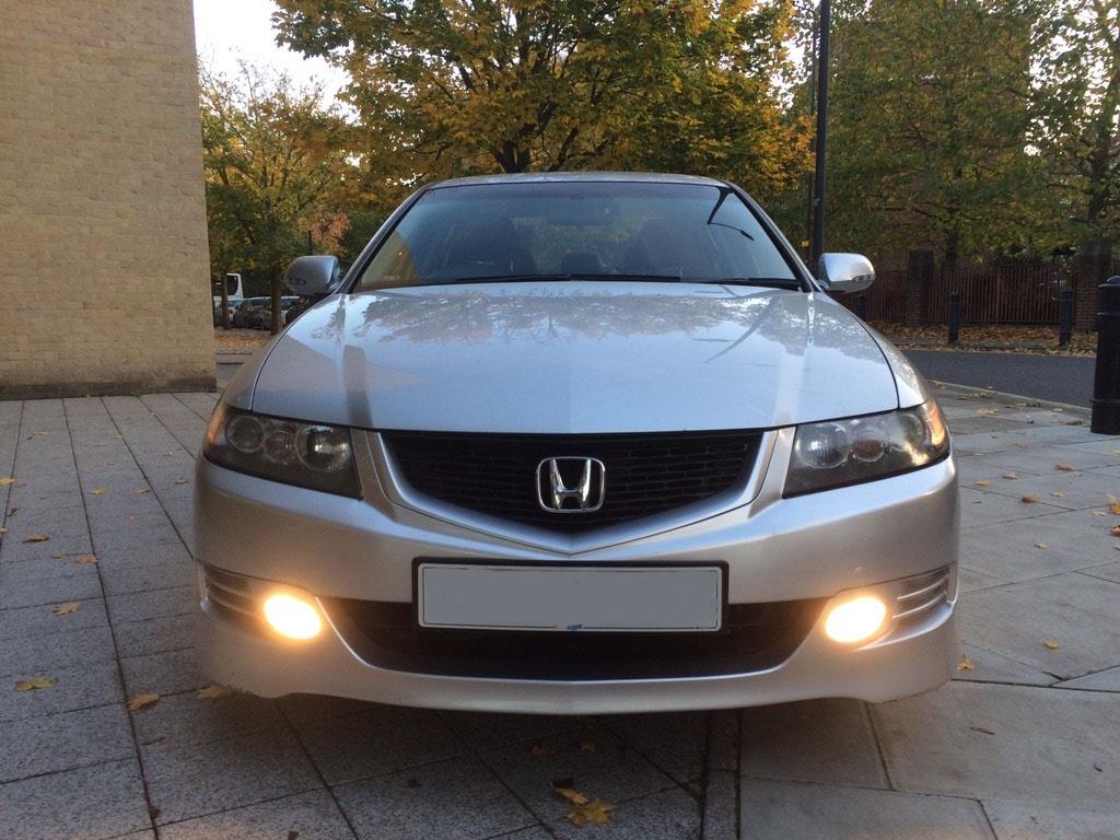 c4 7 - Honda Accord 2.0 i VTEC Type S 4dr