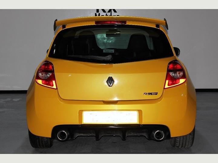 cl6 - Renault Clio 2.0 VVT Renaultsport 3dr