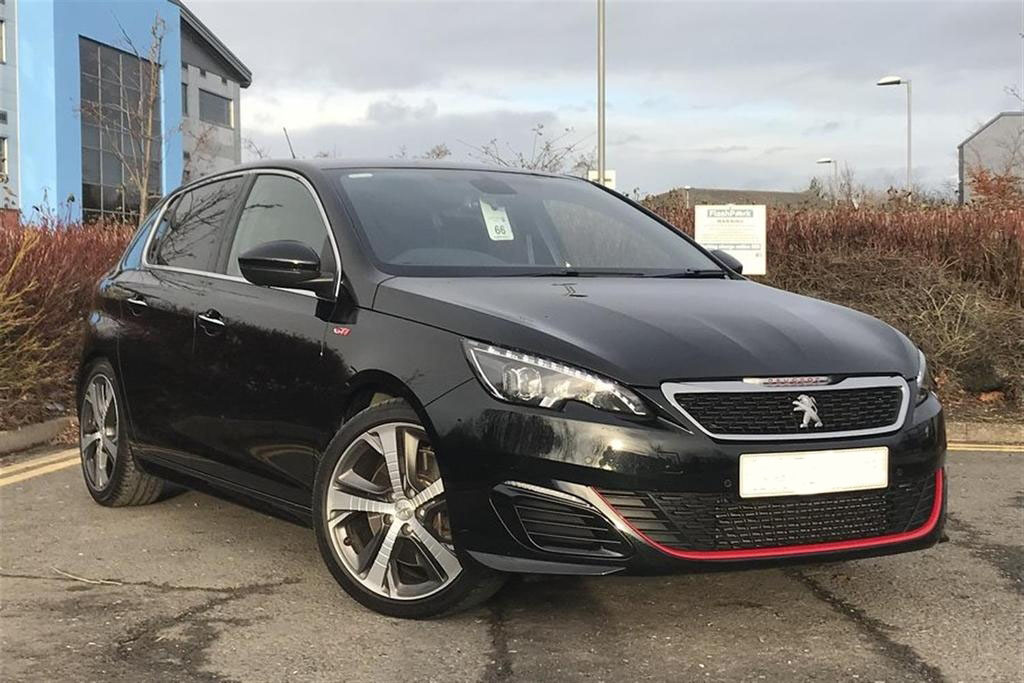 d1 3 - Peugeot New 308 5 Door Hatchback 1.6 THP 250 GTi 250 by PS 5dr