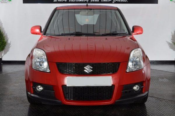 d3 2 600x400 - Suzuki Swift SPORT 1.6 3dr