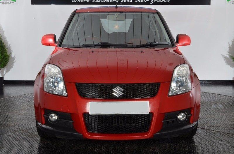 d3 2 800x529 - Suzuki Swift SPORT 1.6 3dr