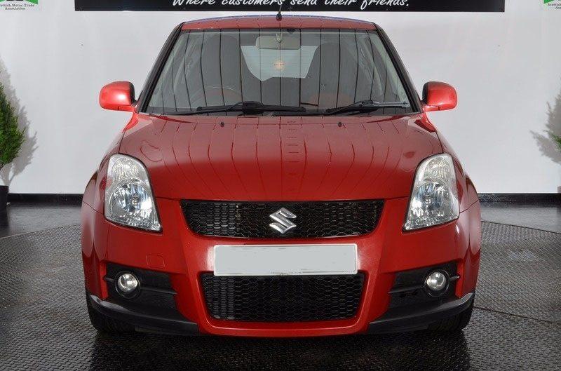 d3 2 - Suzuki Swift SPORT 1.6 3dr