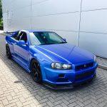 e5 1 150x150 - Nissan Skyline R34 2.6 GTR 2dr