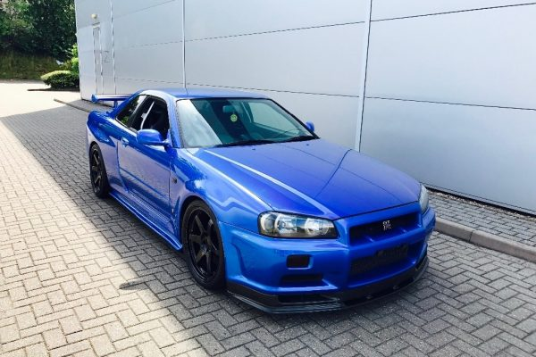 e5 1 600x400 - Nissan Skyline R34 2.6 GTR 2dr