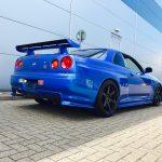 e8 1 150x150 - Nissan Skyline R34 2.6 GTR 2dr