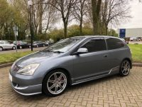 Honda Civic 2.0 TYPE-R 3DR 200 BHP