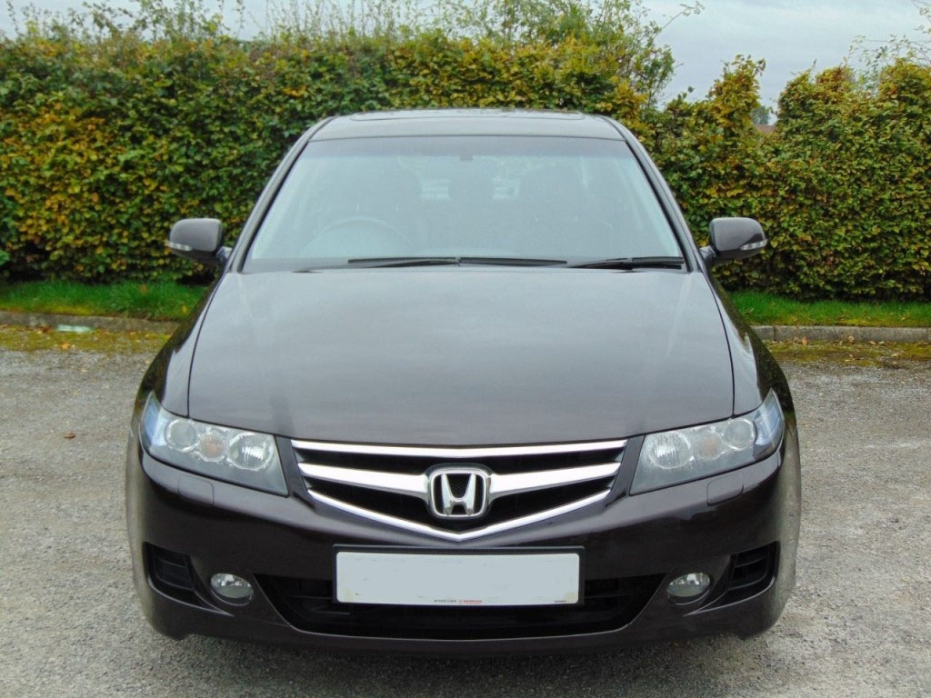 h2 1 - Honda Accord 2.2 I-CTDI EXECUTIVE 4d FULL SERVICE HISTORY