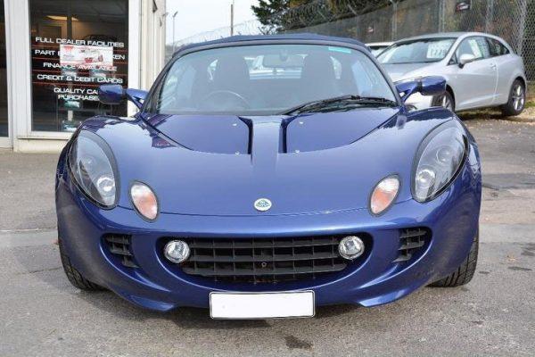 l5 1 600x400 - Lotus Elise 1.8 2dr
