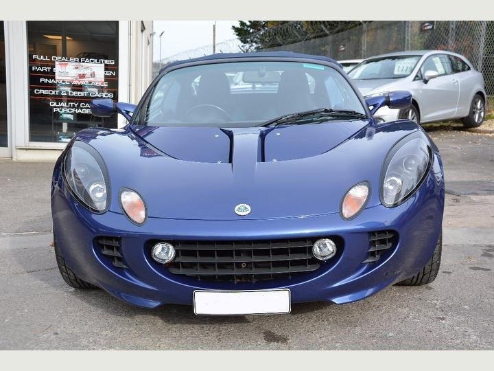 l5 1 - Lotus Elise 1.8 2dr