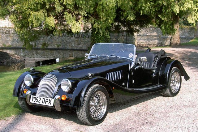 morgan 8 ukauto - Voiture anglaise de collection La Morgan Plus 8
