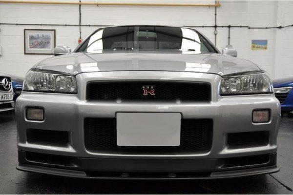 ni2 600x400 - Nissan Skyline 2.6 GT-R Limited Edition 2dr