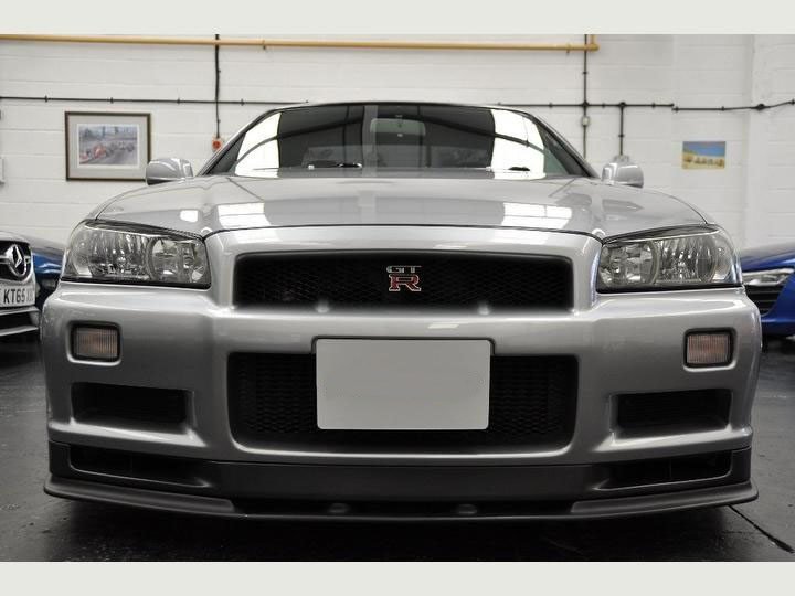 ni2 - Nissan Skyline 2.6 GT-R Limited Edition 2dr