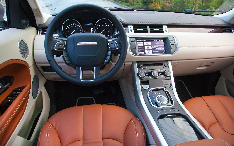range rover evoque 2018 interior concept - Nouvelle Range Rover Evoque une nouvelle voiture anglaise pour 2018