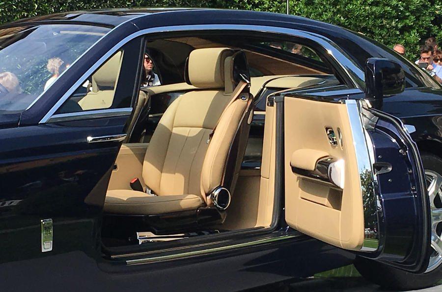 rolls royce sweptail door 0 - la voiture neuve la plus chere du monde est une voiture anglaise video