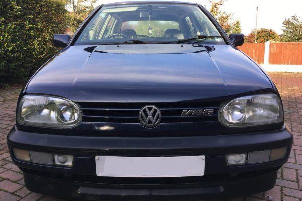v6 600x400 - Volkswagen Golf 2.8 VR6 3dr
