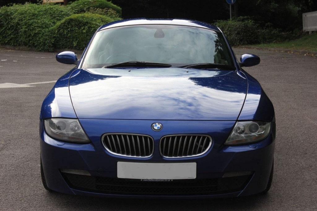 z6 1 - BMW 3.0 Z4 SI SPORT COUPE 2d 262 BHP