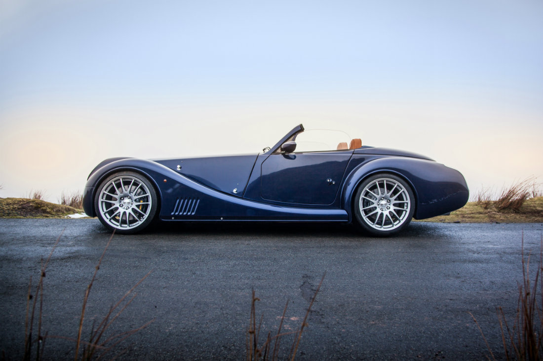 Aero8 2 w1100 1 - Voiture anglaise de collection Nouvelle Morgan plus 8