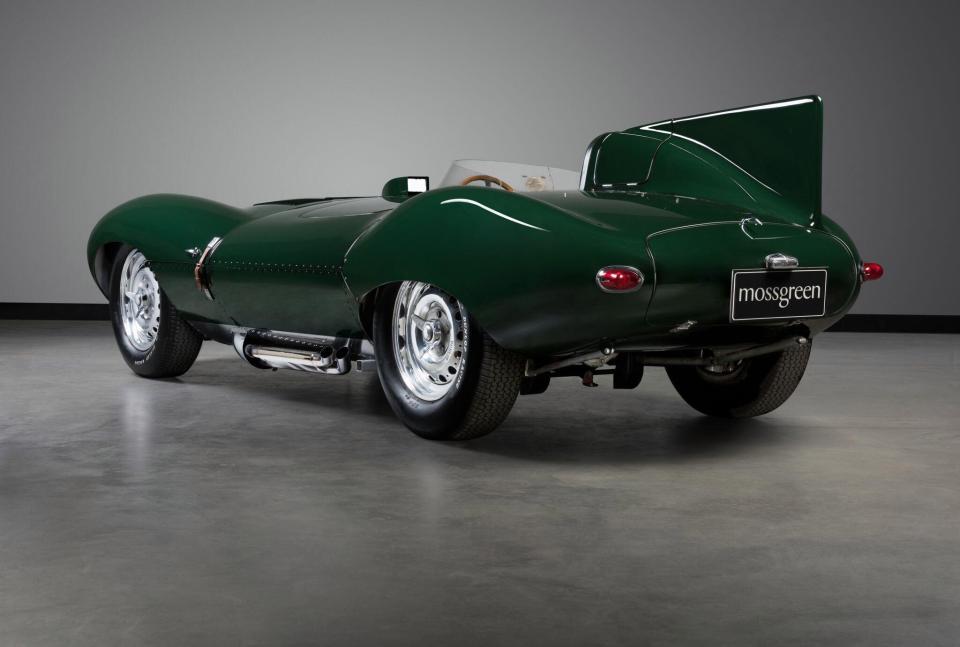 Voiture anglaise de collection Jaguar Classic la Type-DUKAUTO ACHAT ... a10b490aeab0