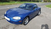 Mazda MX-5 1.8 10th Anniversary Limited Edition 2dr