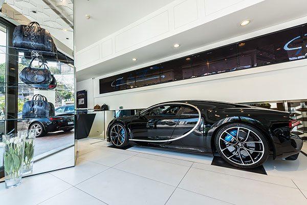 Marque de voiture française de luxe Bugatti2 - Marque de voiture française de luxe Bugatti ouvre un Magasin au royaume uni
