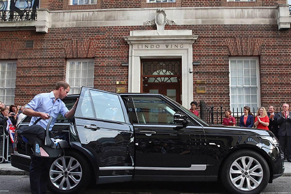 Marque voiture anglaise rare le Range Rover vendu par Le Prince William1 - Marque voiture anglaise rare le Range Rover vendu par Le Prince William