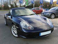 Porsche Boxster 2.7 986 2dr