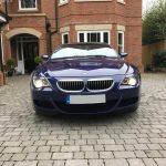 e7 1 150x150 - BMW M6 5.0 V10 SMG 2dr