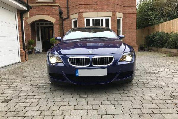 e7 1 600x400 - BMW M6 5.0 V10 SMG 2dr