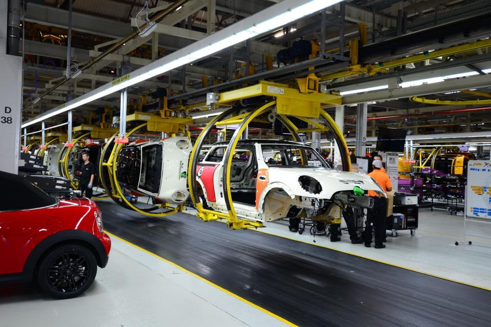 mini oxford tour 127 0 - Voiture anglaise marque Mini rhd : 3 millions de véhicules produits en import automobile