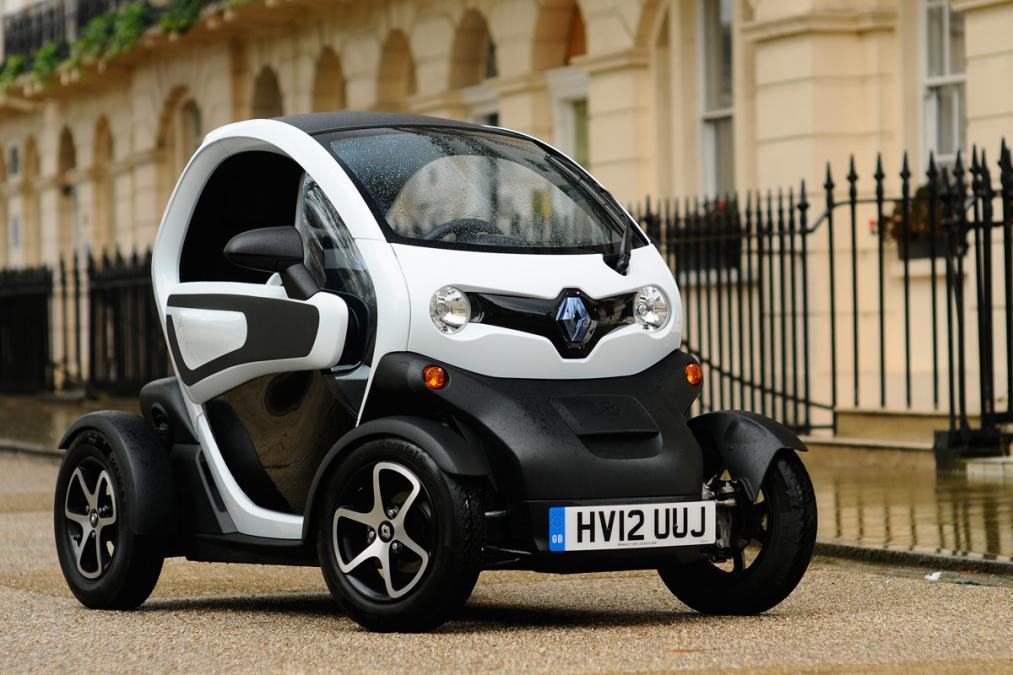 voiture française en Angleterre2 - Domino's Pizza rouler en voiture française en Angleterre
