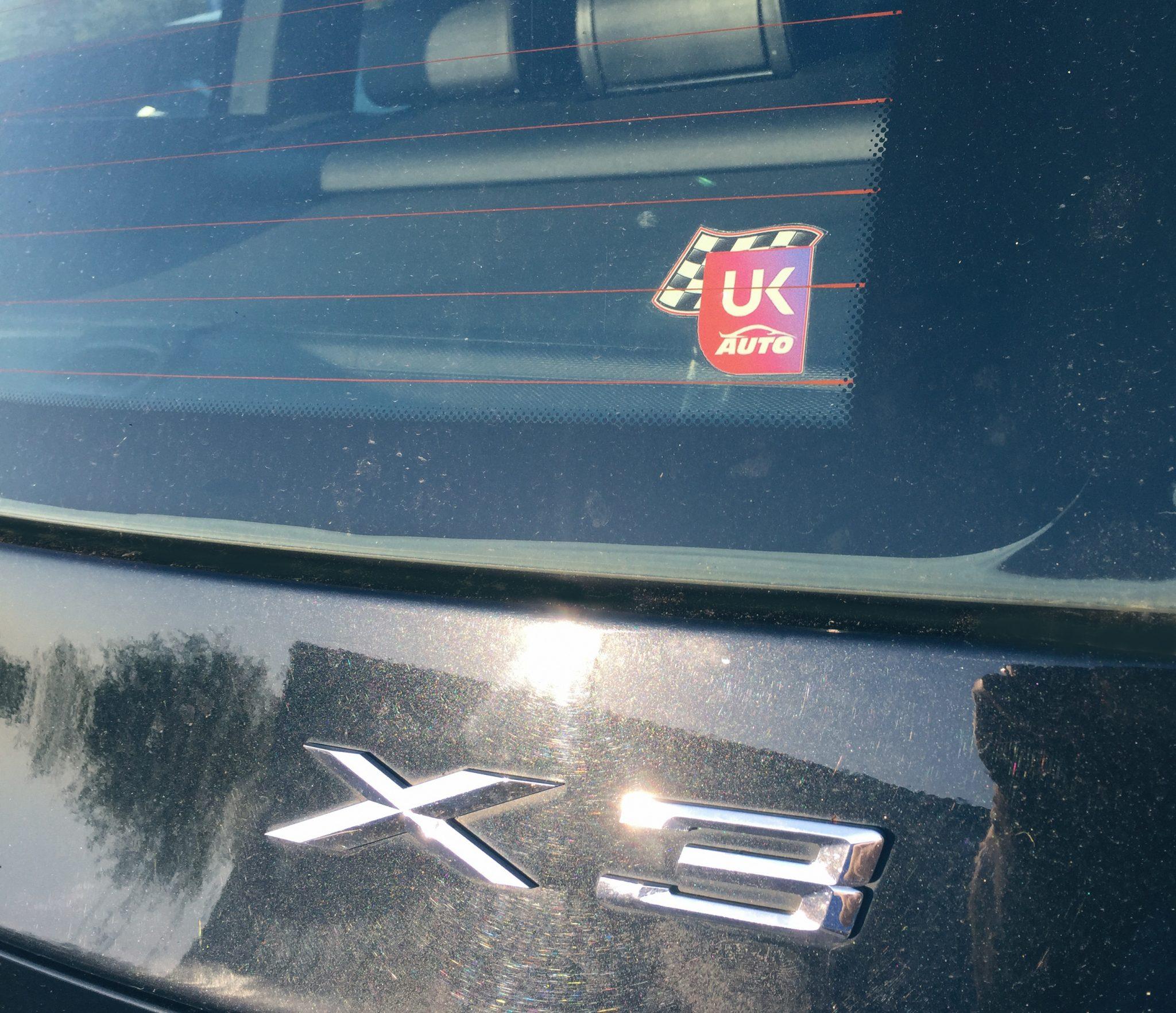 IMG 7753 copy - Magnifique BMW RHD BMW X3 3.0 UKAUTO votre Mandataire automobile au royaume uni