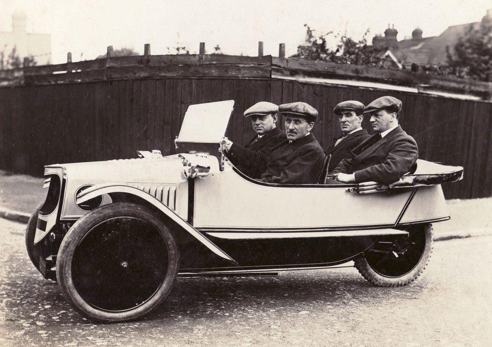 Marque voiture anglaise logo voiture Morgan5 - Marque voiture anglaise logo voiture Morgan