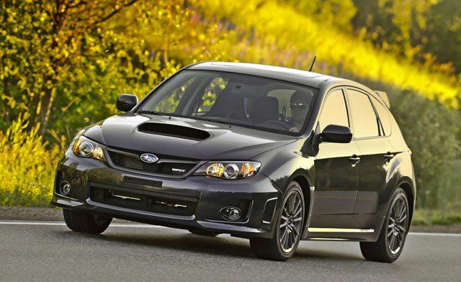 Subaru plus puissante en Angletterre - Des Subaru plus puissante en Angletterre avec des optimisation moteur d'origine