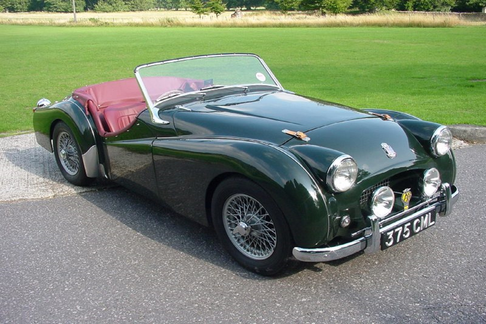 Voiture anglaise de collection Triumph Motor Company3 - Voiture anglaise de collection Triumph Motor Company