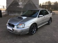 Subaru Impreza 2.0 WRX 4dr