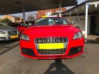 Audi TTS  EXCELLENT EXTRAIT TRÈS SUPERBE AUDI QUATTRO