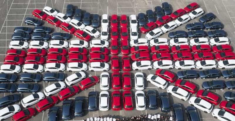 L'industrie automobile britannique en declin2 - Brexit : Les voitures allemandes en Angleterre proteger par les constructeurs automobile allemands