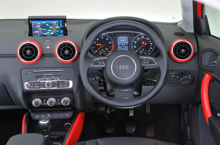 Meilleure voiture anglaise élue par les Anglais la Audi en Angleterre AUDI A1 2 - Meilleure voiture anglaise élue par les Anglais la Audi en Angleterre AUDI A1
