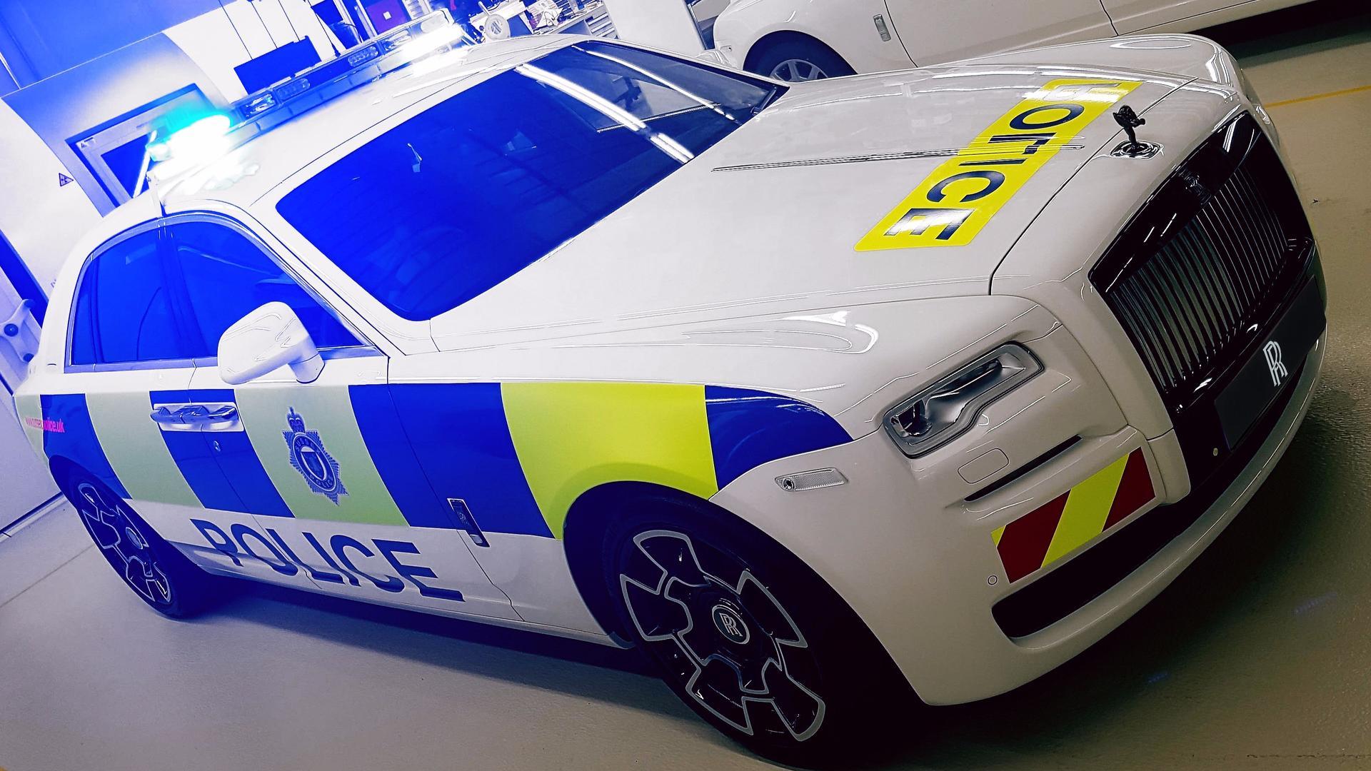 Une Rolls Royce de police en angleterre insolite2 - Une Rolls Royce de police en angleterre insolite