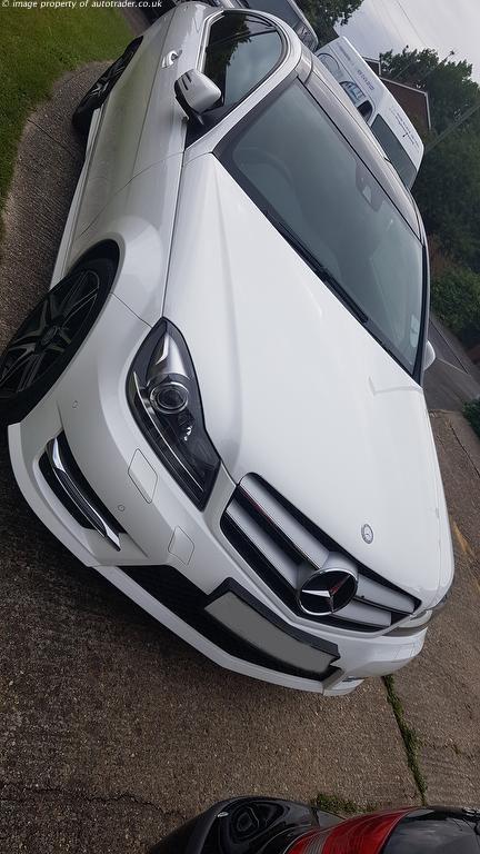 a1 1 - Mercedes-Benz C Class 3.5 C350 BlueEFFICIENCY AMG Sport Plus 7G-Tronic Plus 2dr