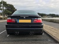 BMW M3 E46 6 speed manual convertible 3.3